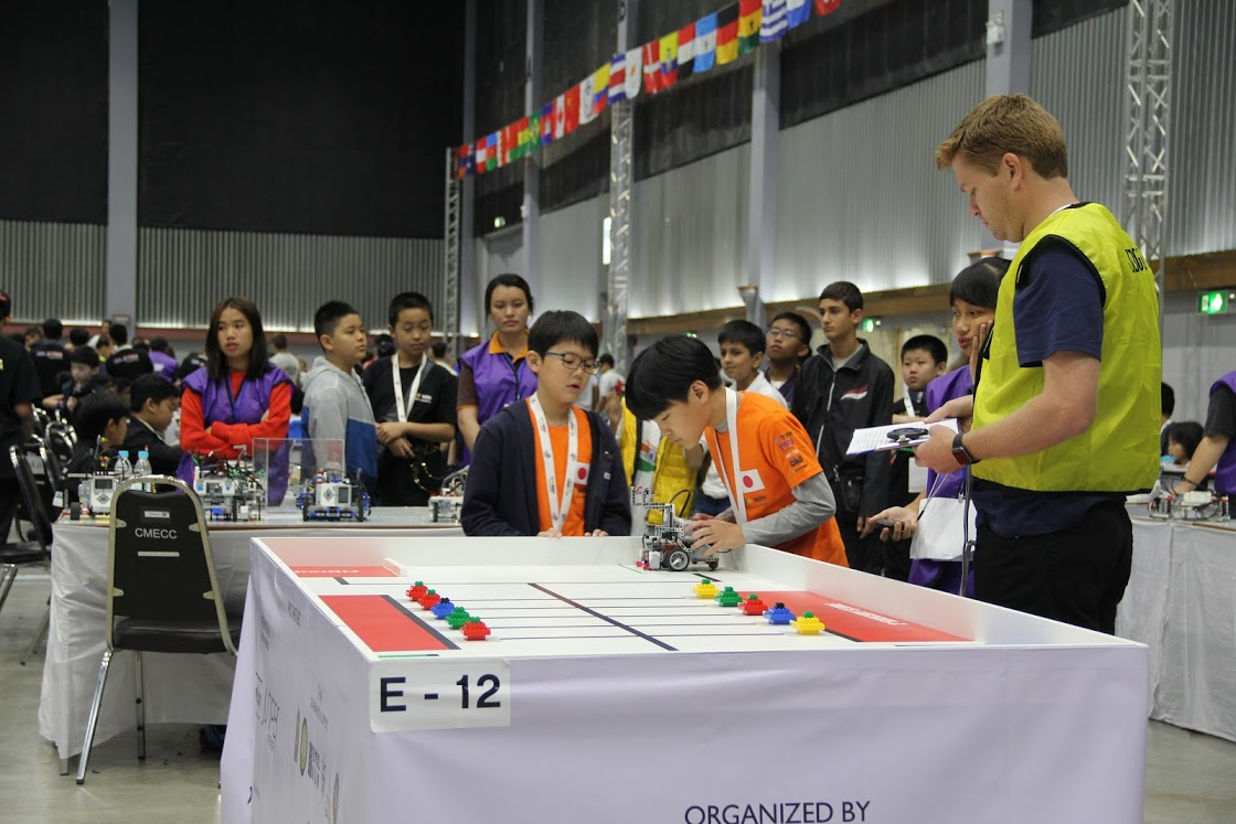 WRO2018タイ国際大会「REI&AYU」
