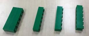 図 9 カラーブロックの作り方